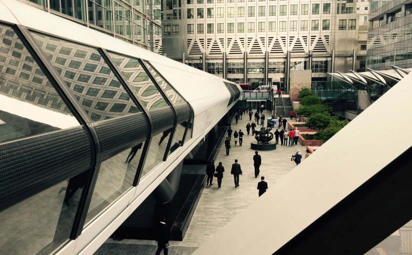 Inspiration for creating future landscapes in the heart of London's financial district