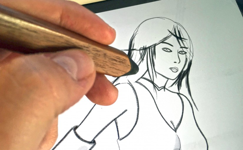 How to create a world of memorable characters?</br> – I draw them.